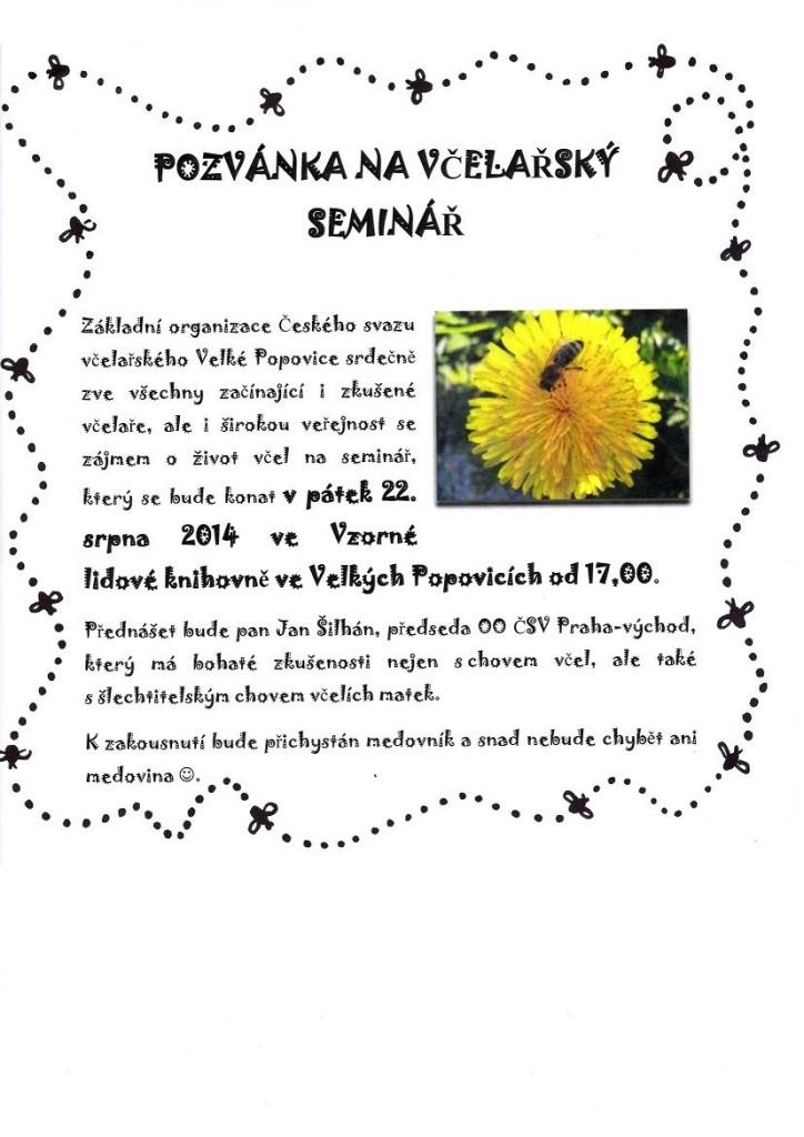 pozvánka 22.8.2014