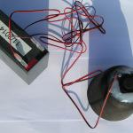 ventilátor na fumigaci